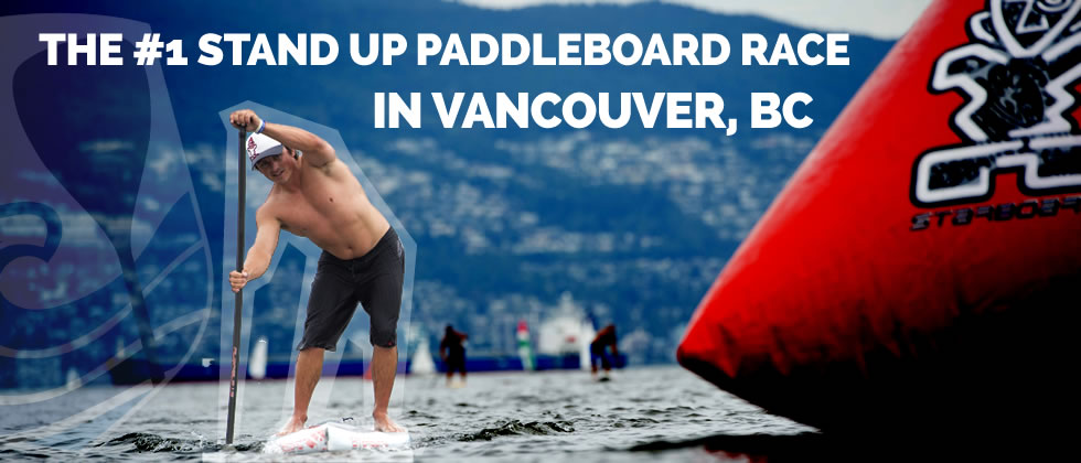 The Number One Stand Up Paddleboard Race in Vancouver, BC